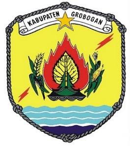 Logo Kabupaten Grobogan Warna