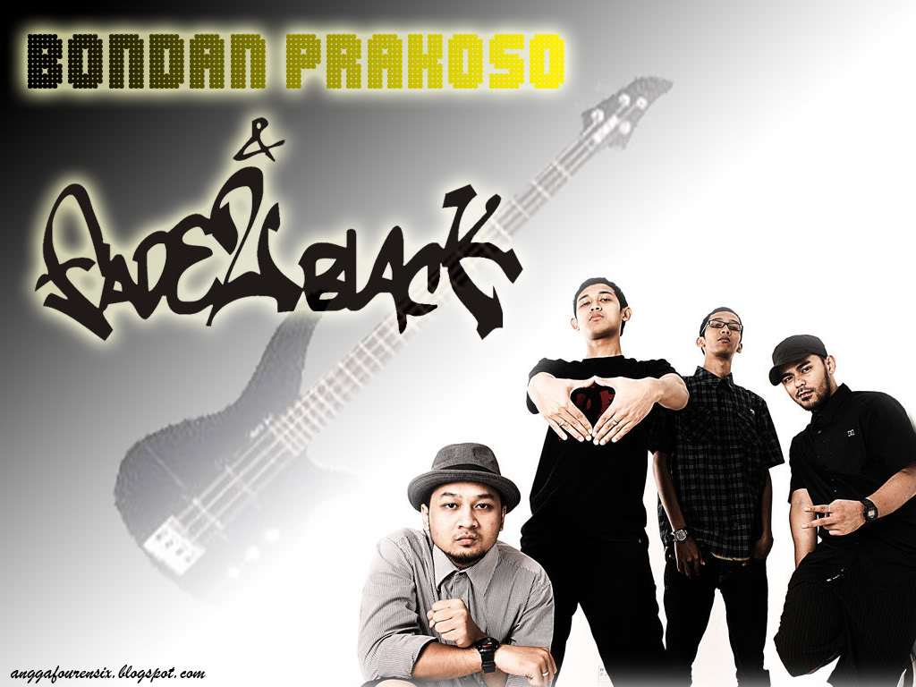 Wallpaper Bondan Prakoso ft Fade 2 Black | Adi Wibowo Blog&#039s