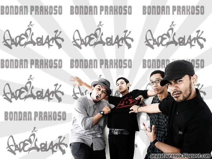 Bondan Prakoso Ft Fade 2 Black Wallpaper